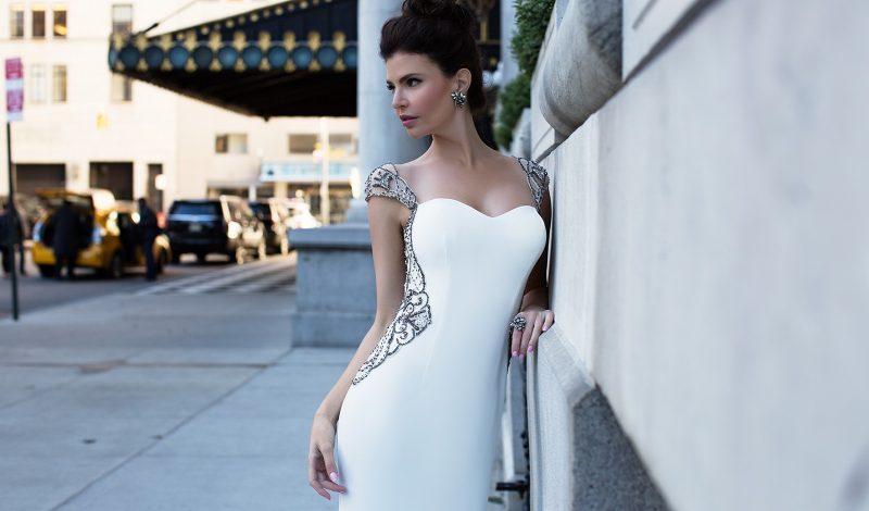 Novias glamour y sofisticación