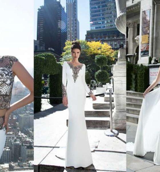 Review, a la vanguardia en vestidos de novia